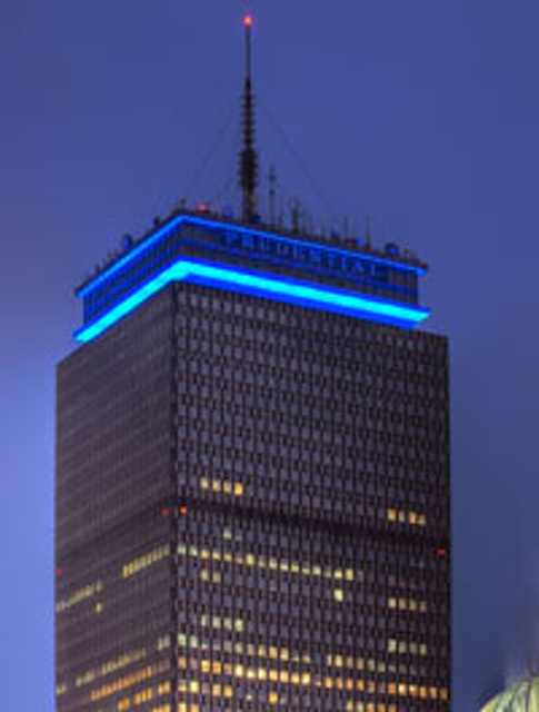 Philips Invigorates Boston S Prudential Tower With Led
