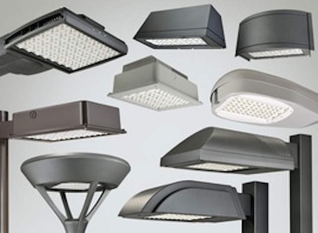 Cooper Lighting Introduces Extensive Offering Of Led Outdoor