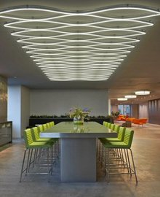 iLight Technologies designs lighting focal point for