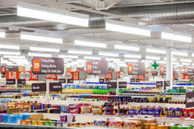 Sainsbury Partners With Ge Lighting For Its First All Led