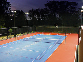 Lsi Industries Supplies Led Tennis