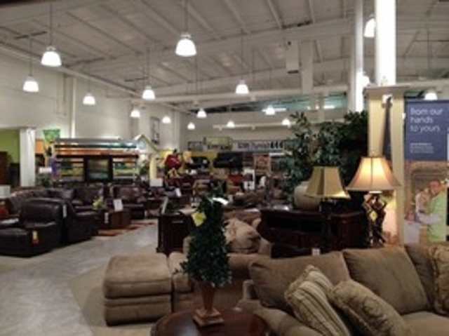 Big Sandy Superstore Enhances Retail Shopping With Energy Saving Led