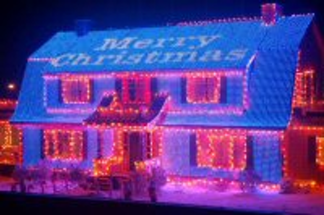 Led Lighting From Color Kinetics Stars In Holiday Movie Leds Magazine