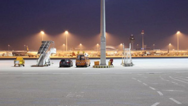 Cree and Ewo deliver LED high-mast lighting at Munich Airport