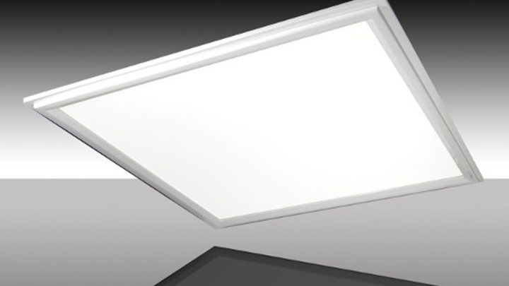 MaxLite's Direct Lit LED Flat Panel Savers Series offered with up to $70 utility rebate