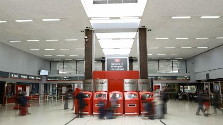 Novah's AVA Lights LED fixtures chosen for Virgin train stations in the UK