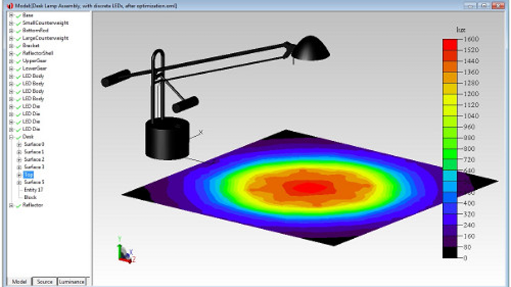 Lambda Research will demonstrate TracePro optical design software at Strategies in Light