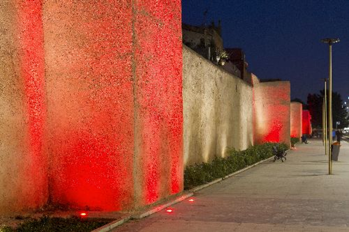 LEC supplies LED lighting for UNESCO-recognized Moroccan capital