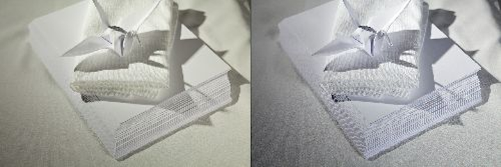 Soraa demonstrates whiteness rendering effect on LED lamp preference