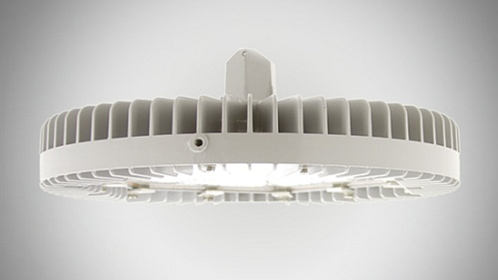 Dialight's 125-lm/W Vigilant LED high bay is CE compliant