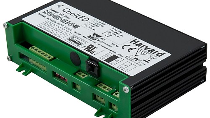 Harvard Engineering launches CLH high-power LED driver intended for street lighting applications