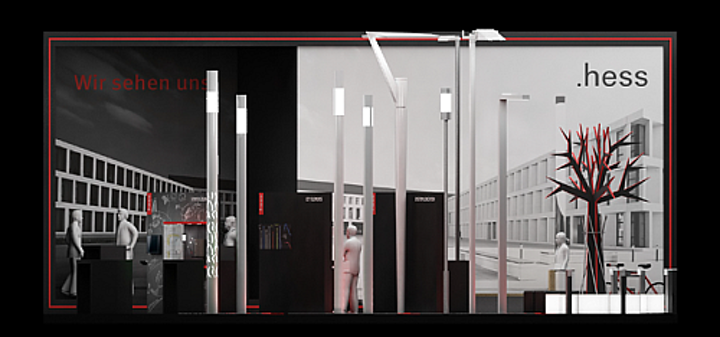 Hess premieres new luminaires at Light+Building 2014