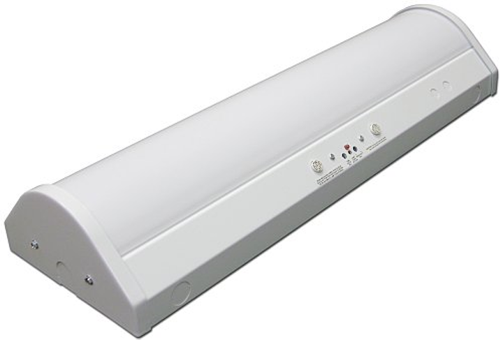 LaMar Lighting's VO-LED Series bi-level luminaire controlled by occu-smart motion sensors