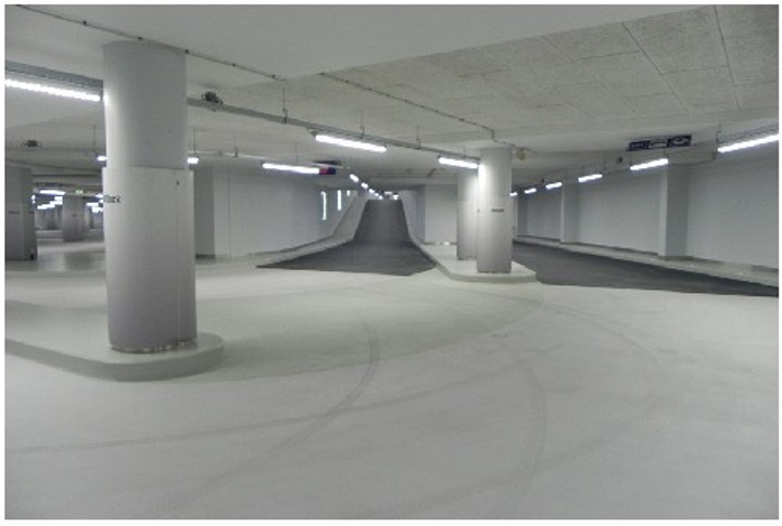 RentAlite contributes to energy-neutral living in Nijmegen with LED parking garage lighting