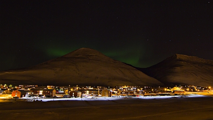 Cree supplies LED street lights to scenic Arctic town