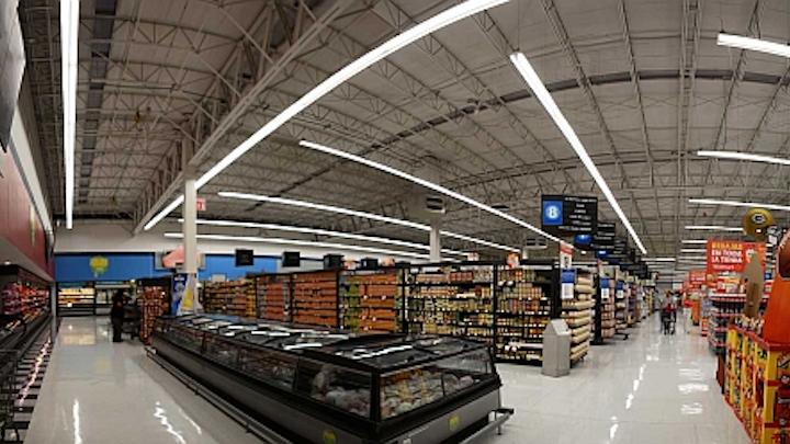 Walmart plans major LED transition in supercenter lighting globally