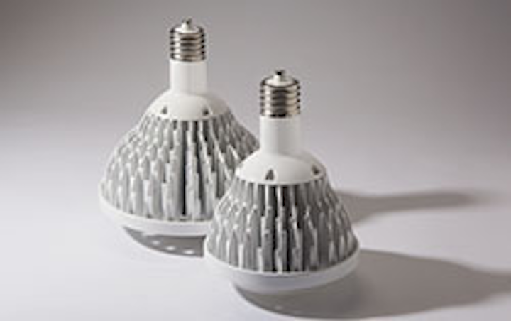 Lunera Lighting gains funding, launches LED lamps for CFL and MH sockets