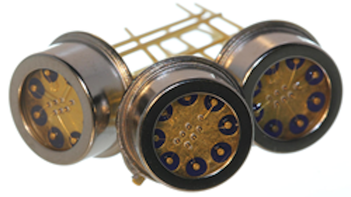 Marktech multichip emitters are available in various packages