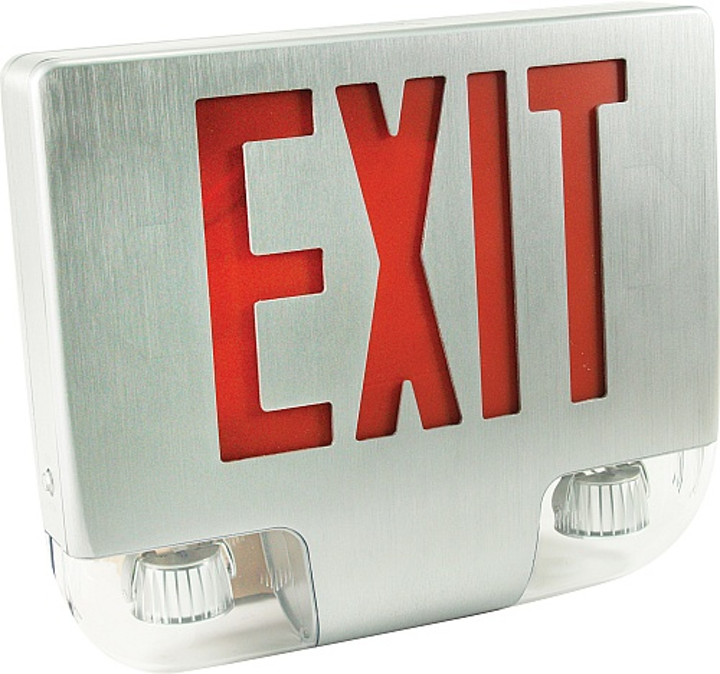 Orbit Industries introduces the EESLA-LED combination emergency/exit sign light