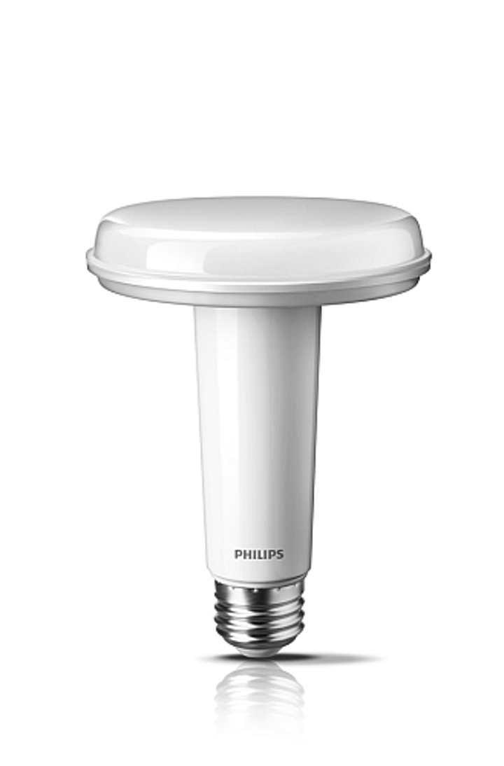 Philips launches SlimStyle BR30 lamps with mid-power LEDs