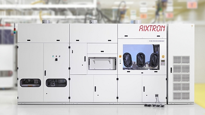 Plessey Semiconductor boosts GaN-on-silicon LED manufacturing with Aixtron MOCVD system