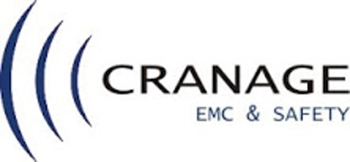 Cranage EMC & Safety is first UK test lab accredited for UKAS electromagnetic tests