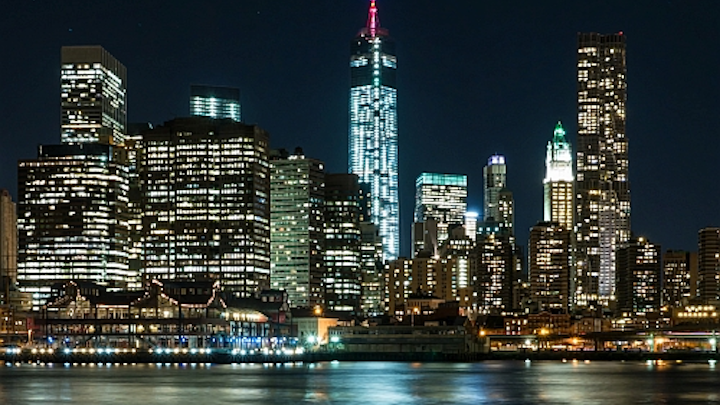 LynTec RPC Panelboards control LED light beam atop One World Trade Center