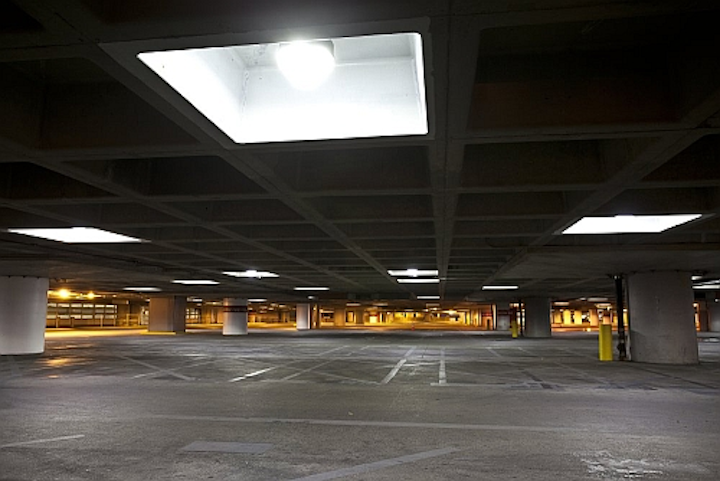 Osram supplies LED garage upgrades for Seattle and Puerto Rico airports