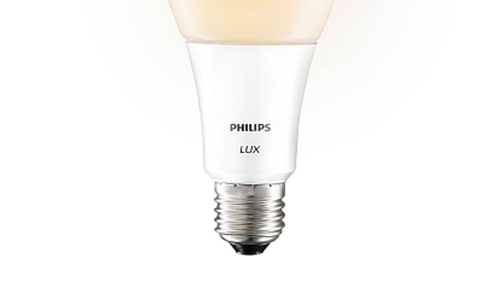Philips demonstrates connected lighting systems for residential
