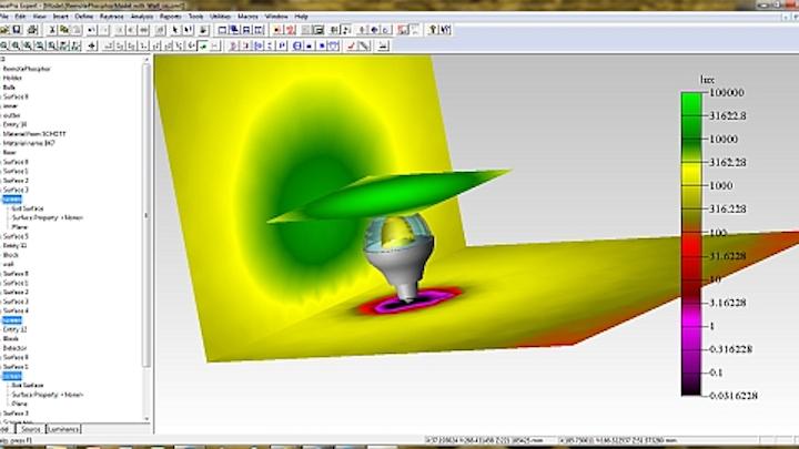 Lambda Research demonstrates TracePro illumination design software at LightFair