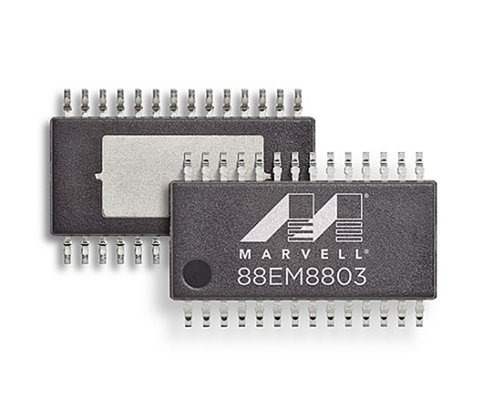Marvell's AC/DC and DC/DC LED driver ICs support wireless smart lighting