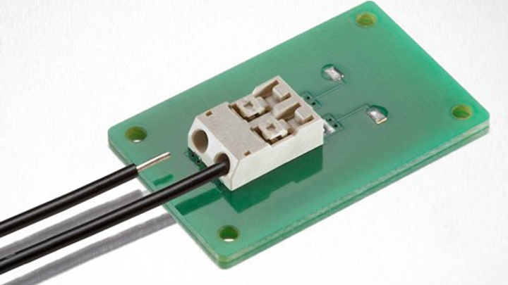 TTI begins distributing Molex's Lite-Trap SMT wire-to-board connectors for LED lighting modules