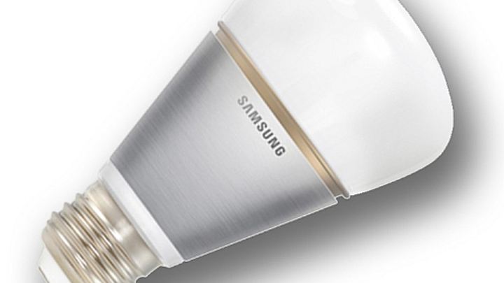 Samsung unveils Bluetooth-enabled smart LED bulb at LightFair
