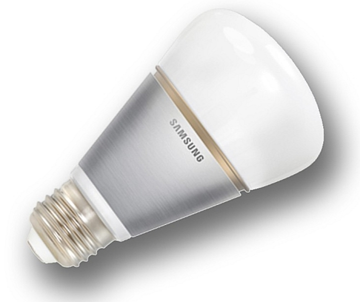 Samsung unveils Bluetooth-enabled smart LED bulb at LightFair