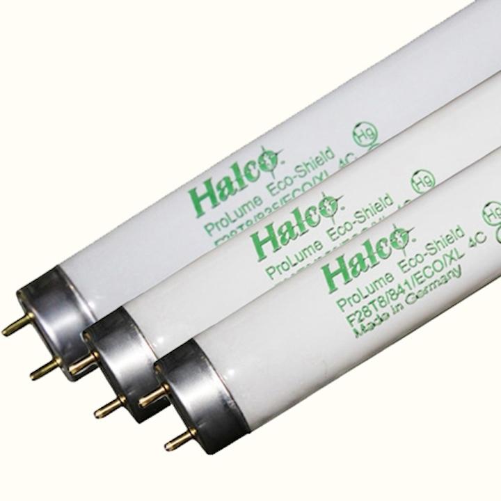 Halco recalls LED PAR lamps, announces extended-life fluorescent T8s