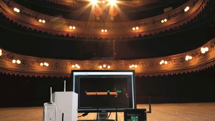 AC-ET appointed exclusive UK distributor for LumenRadio wireless DMX lighting controls
