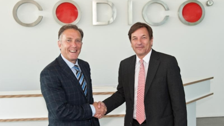 Plessey partners with CODICO to expand distribution of LED components into Italy, Central and Eastern Europe