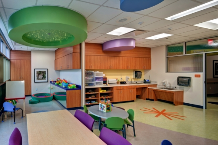 Dell Children's Medical Center installs Acuity LEDs, achieves LEED Platinum