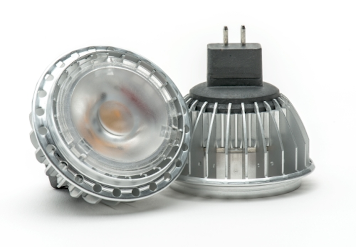 Cree enters the LED MR16 lamp market with 92-CRI offering