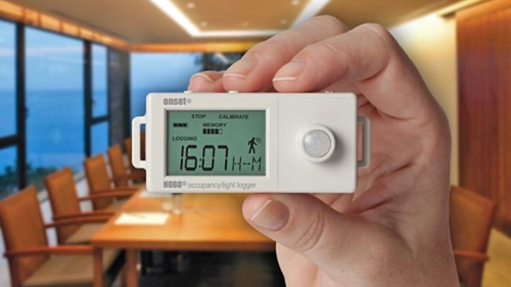 Lutron will supply data loggers to customers needing to justify lighting control projects