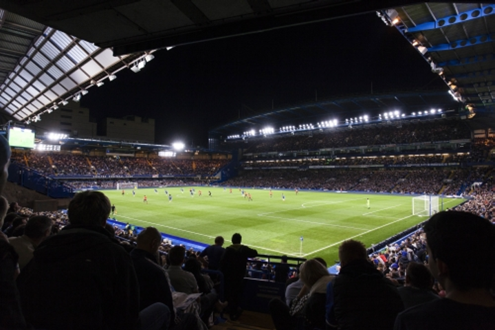 Philips lights Chelsea soccer venue with LED floodlights
