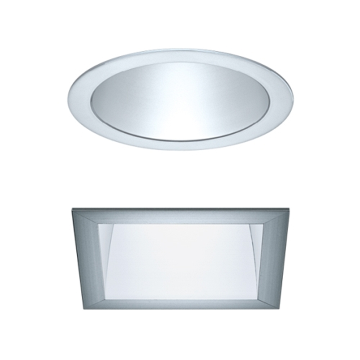 Zumtobel updates BASYS LED II downlight and wall-washer fixtures to meet current energy requirements