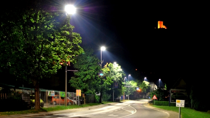 Municipality Slovenske Konjice replaces obsolete outdoor lighting with Grah LED luminaires