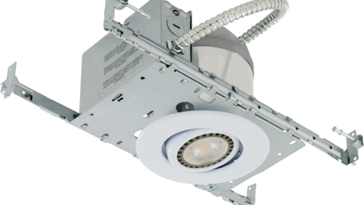 Liteline Versa-Series GU24 LED light fixtures protect users and contractors from over-lamping
