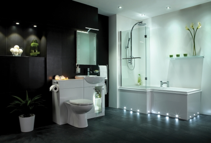 Sensio expands solid-state lighting products with LED bathroom lighting for residential applications