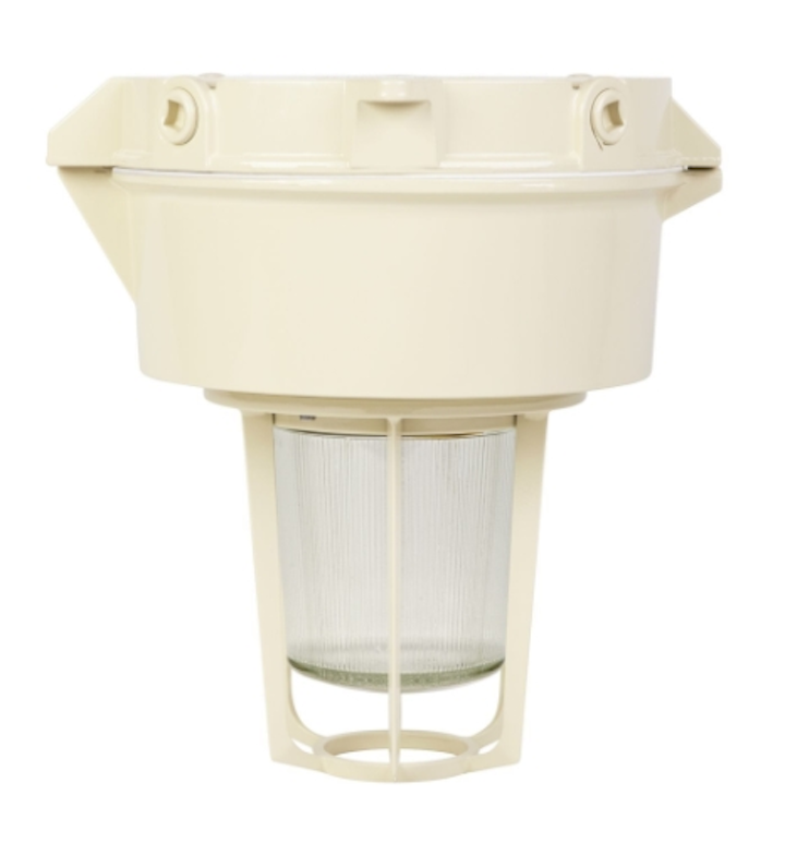 Thomas & Betts releases Hazlux industrial LED luminaires with hands-free wiring capability