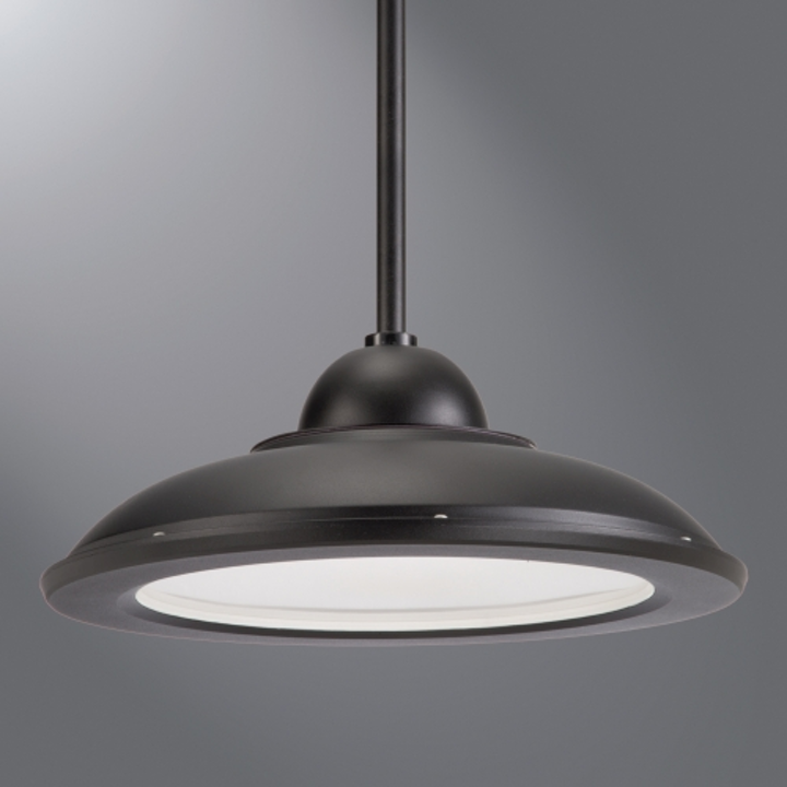Cooper brings WaveStream planar technology to round LED pendant