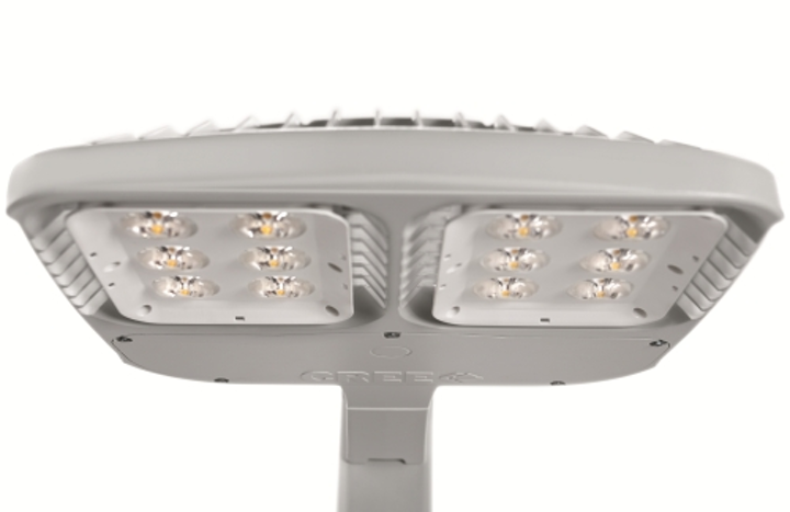 Cree introduces OSQ LED luminaire for replacement of HID outdoor area lighting