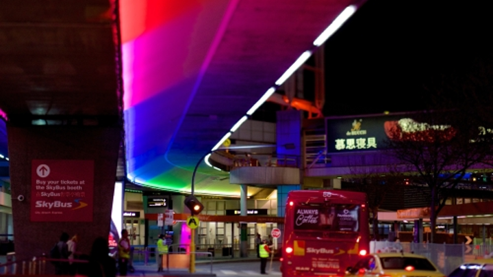 Mint Lighting Design and ENTTEC install dynamic lighting for ambience and entertainment at Melbourne Airport
