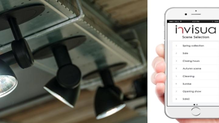 Dutch manufacturer Invisua Lighting launches Master LED spotlight in UK with Progress Lighting partnership